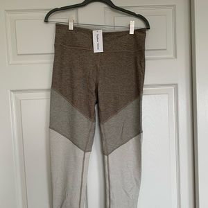 New with tags Outdoor Voices 7/8 spring leggings